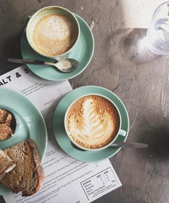 UK Best Coffee Shops