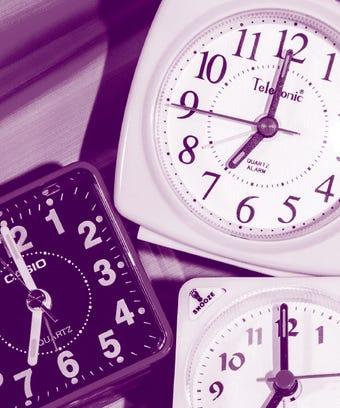 Female Body Clocks