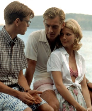 Gwyneth Paltrow The Talented Mr Ripley