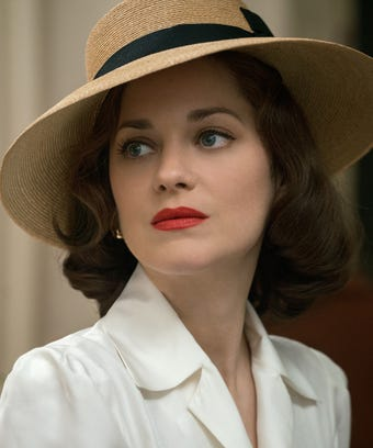 Marion Cotillard Fashion Allied