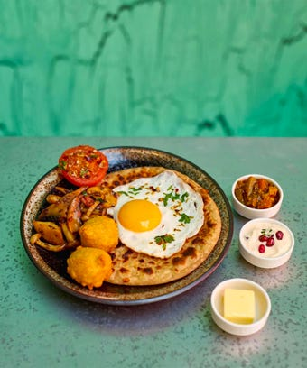 London Bottomless Brunches cinnamon restaurants