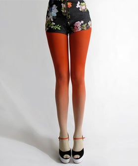 ombre-tights