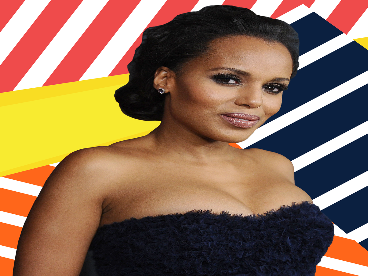 Kerry Washington Had To Have This Souvenir From Scandal's 100th Episode