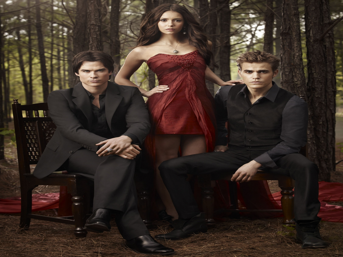 Vampire Diaries Fans Should Freak Out Over This New Show