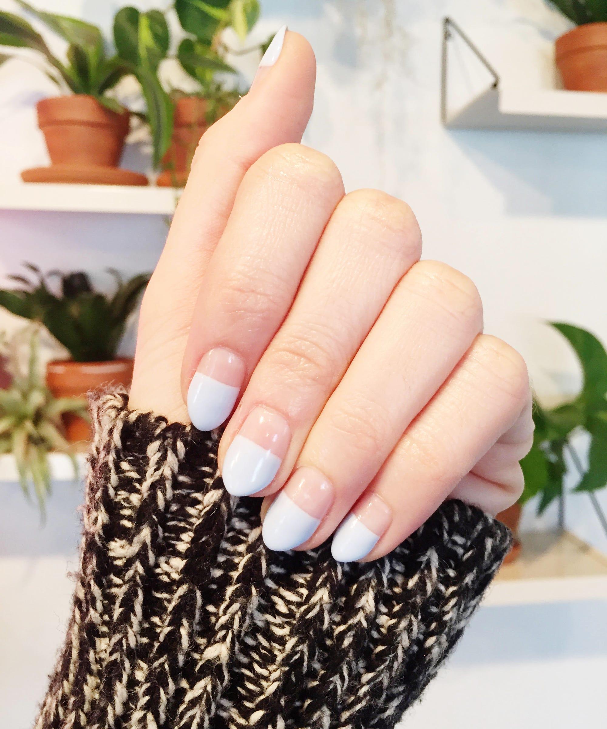 2017 LA Nail Polish Colors Cool New Trends