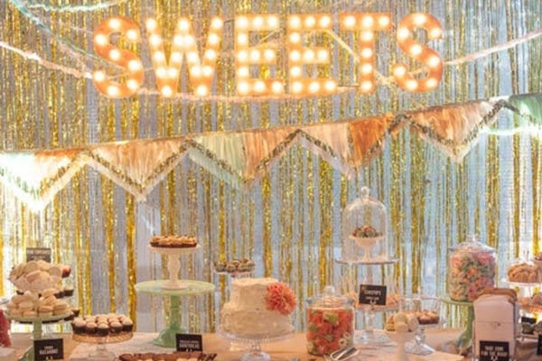 6 Alternative Wedding Receptions Thatll Wow Your Guests