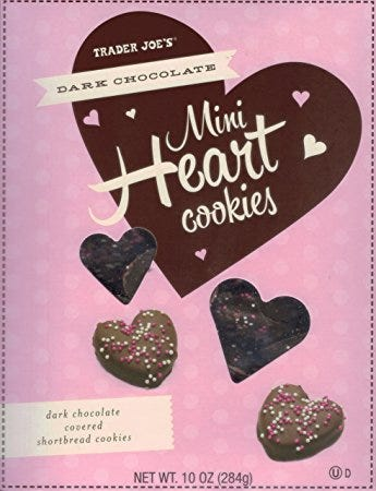 Trader Joes Valentines Day Food Chocolate Products Out