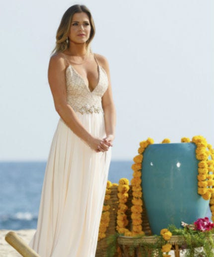 The Bachelorette JoJo Finale Dress