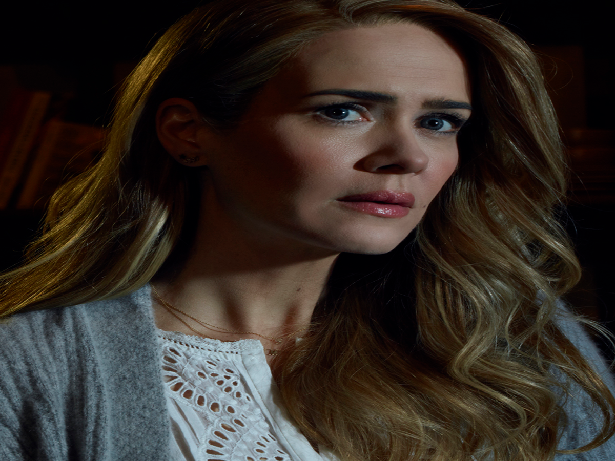 American Horror Story: Cult Just Put A Clown In Sarah Paulson's Bed