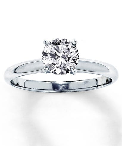kay jewelers accused of swapping diamonds for cheaper stones in engagement rings - Kays Wedding Rings