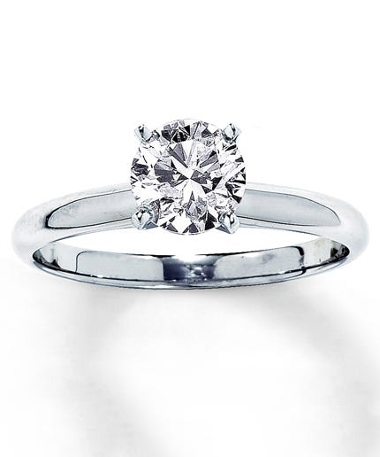kay jewelers accused swapping diamonds engagement rings - Wedding Rings At Kay Jewelers
