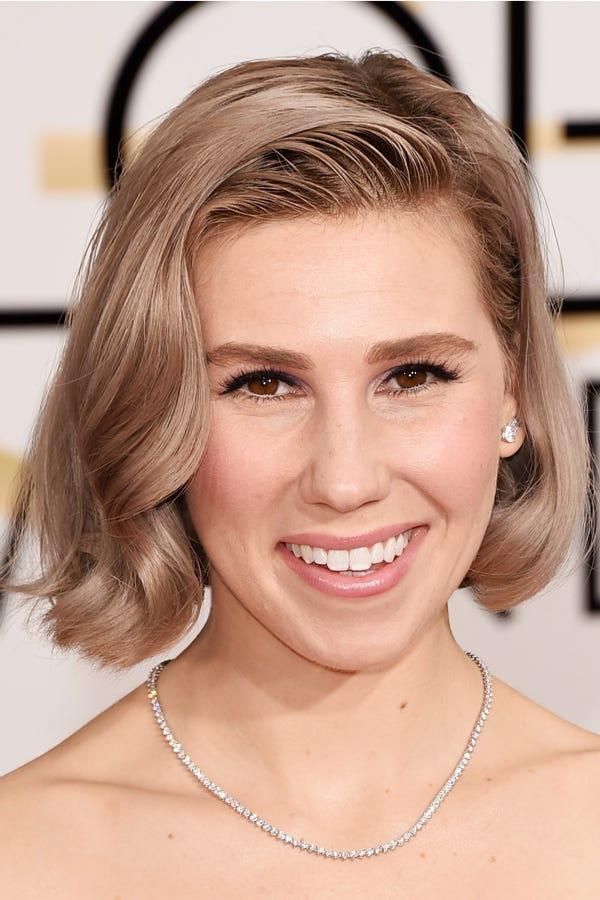Awesome Short Hair Golden Globes 2015 Short Hairstyles Gunalazisus