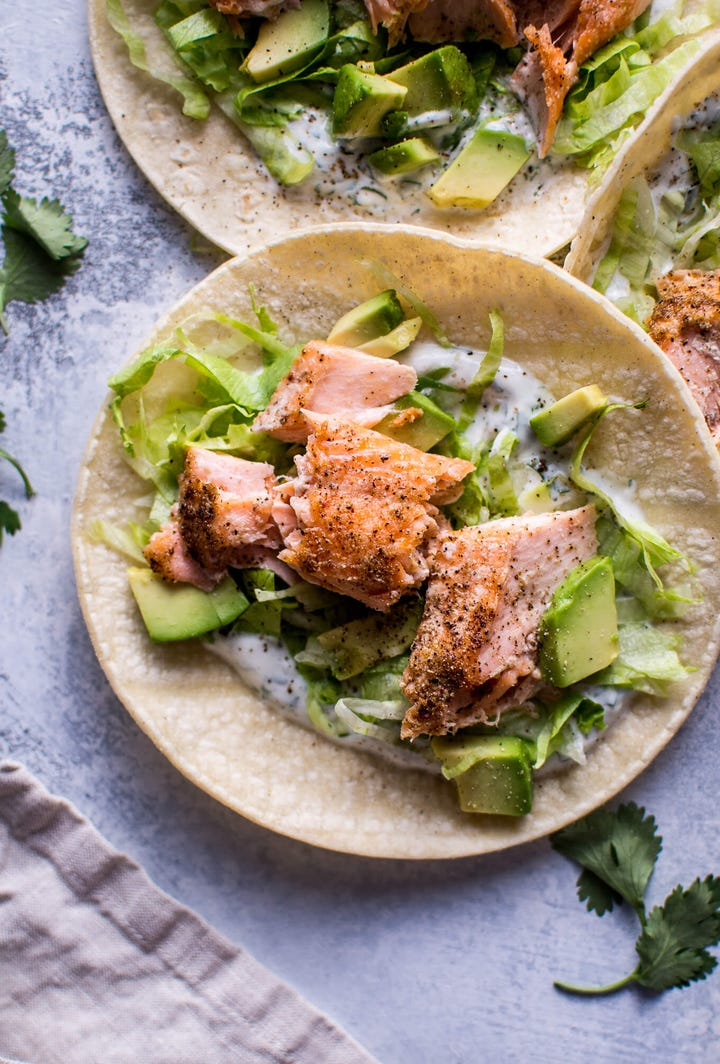 Fish Tacos Are The Easy Weeknight Dinner You Never Knew You Needed