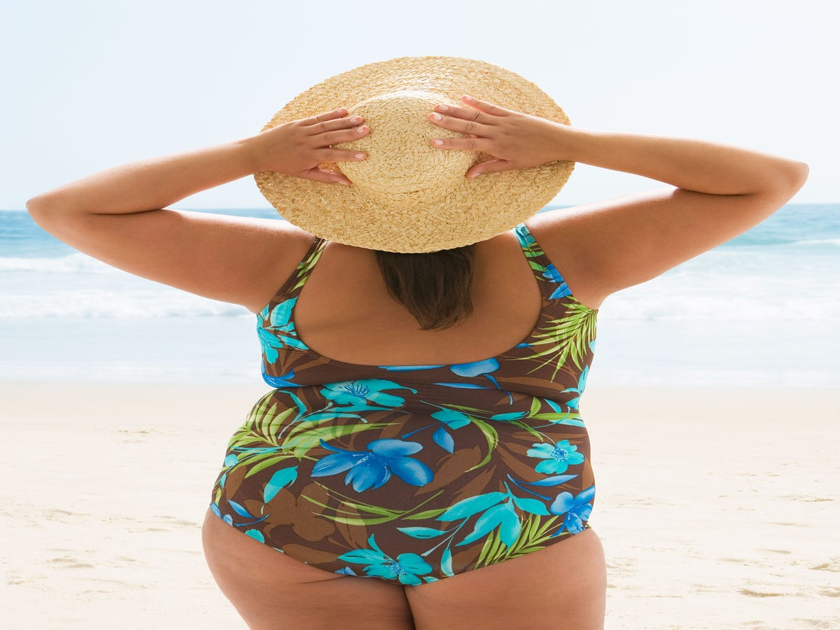 """These Before & After Photos Take Down The Myth Of The """"Bikini Body"""""""