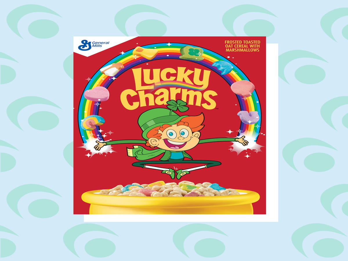 This Limited Edition Lucky Charms Flavor Is Making A Comeback For St. Patrick's Day