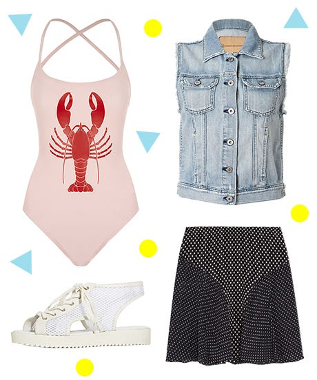 3 Day-To-Night Beach Ensembles
