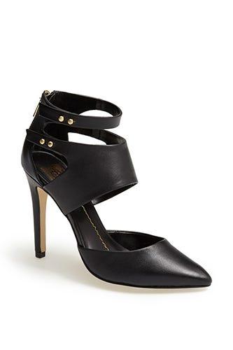 No Doubt Women's Suede Connie Court Shoe Black GG8 Size US:10