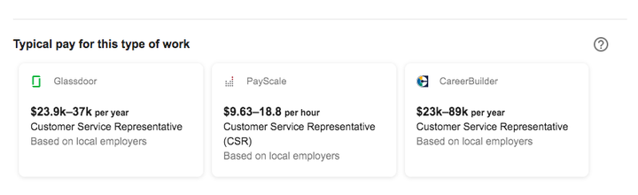 what weve done is work with sites across the web like glassdoor payscale linkedin and ziprecruiter and provided a surface for them to show all of - Find Local Jobs Using Local Job Search Sites