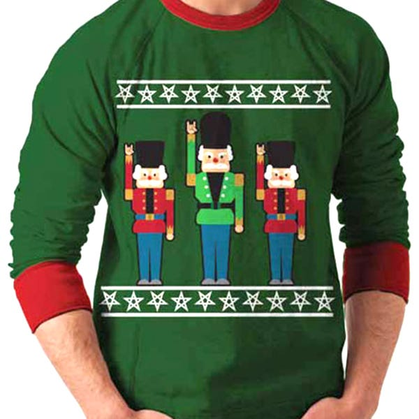 Holiday Sweaters - Funny Rude Christmas Shirts