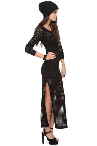 Rosie Ditsy Shirred, T-Shirt Femme, Noir (Black Pattern 9), 38New Look