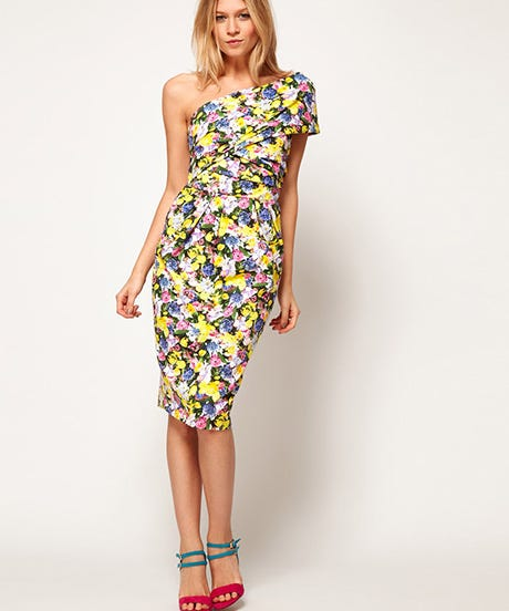 Hold Onto Summer With These Shoulder-Baring Frocks