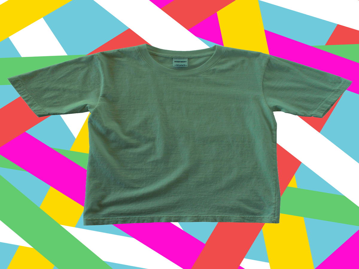 American Apparel Alums Set Out To Make The Perfect Shirt — Behold, The Trash Tee