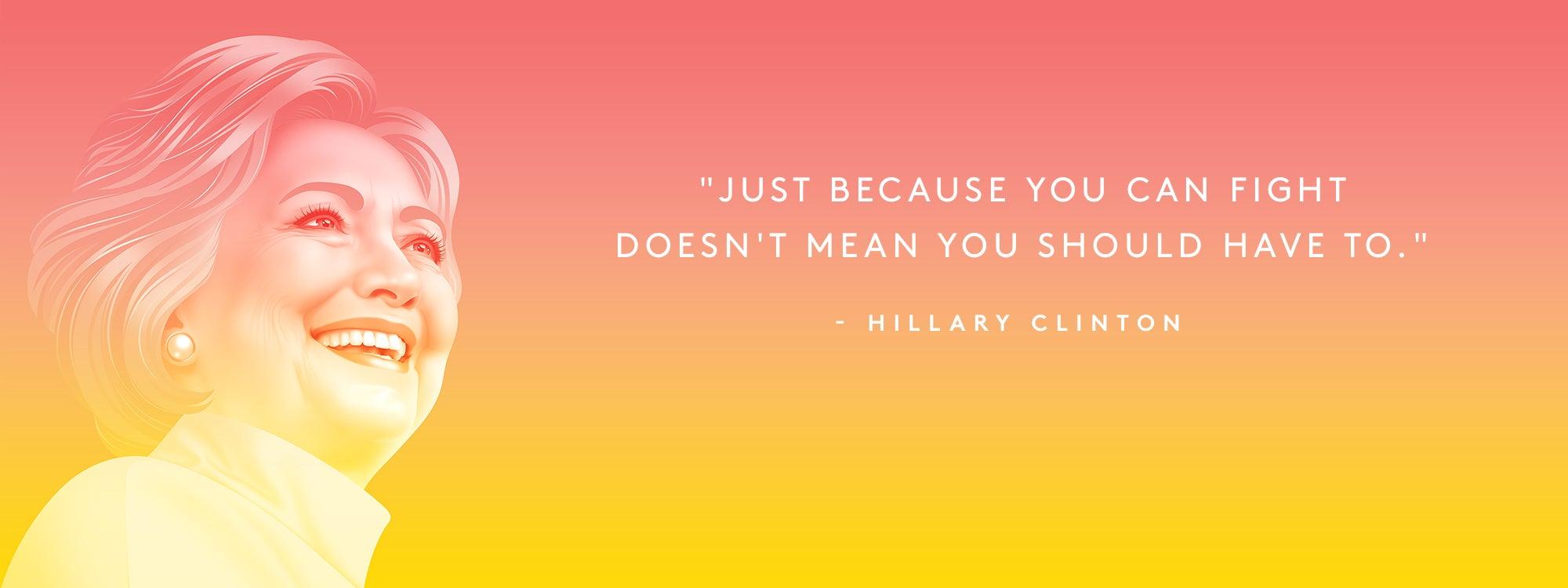 hillary clinton essay womens rights