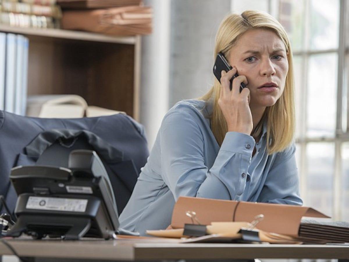 Homeland Season 6 Premiere Recap: Behold, A (Fictional) Lady President