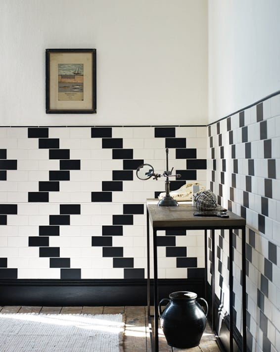 Metro Tile Design metro tiles ideas, 7 ways to use