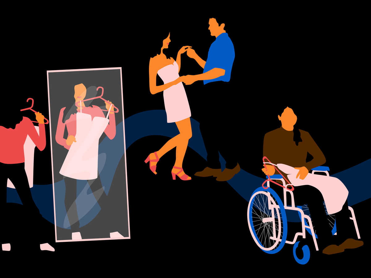 I Loved Fashion & Getting Dressed Up; Then I Had A Stroke