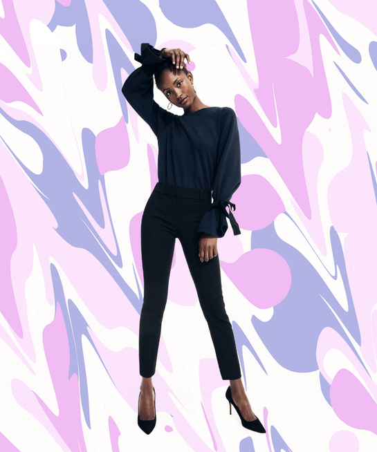 Clothing - Magazine cover