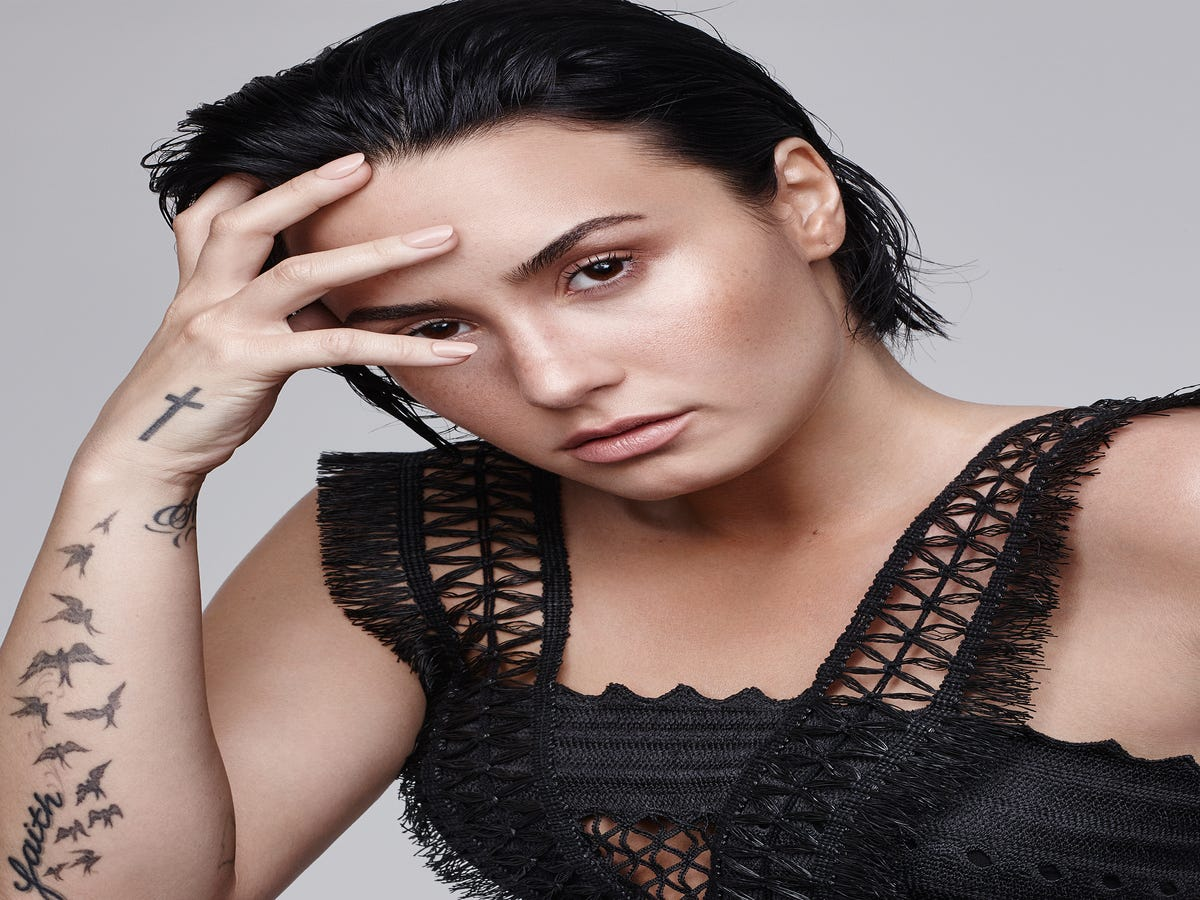 Demi Lovato Opens Up About Living Sober, Finding Her Voice & Feeling Confident