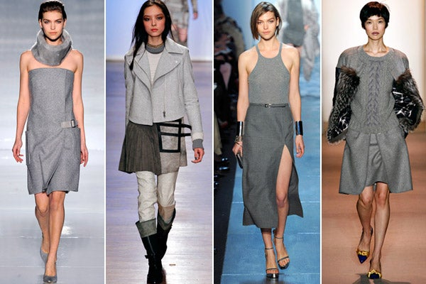 Image result for Chanel lengthens the silhouette and bets on the plane on an autumnal catwalk