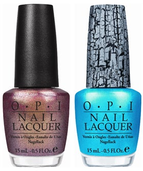 OPI Crackle Nail Polish