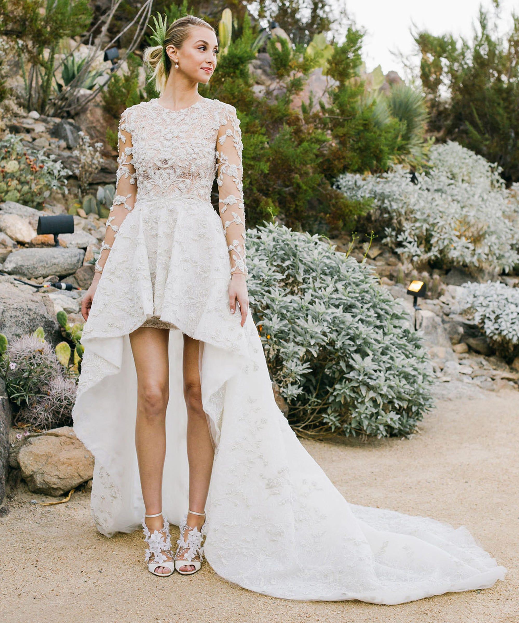 Reality TV Star Wedding Dresses
