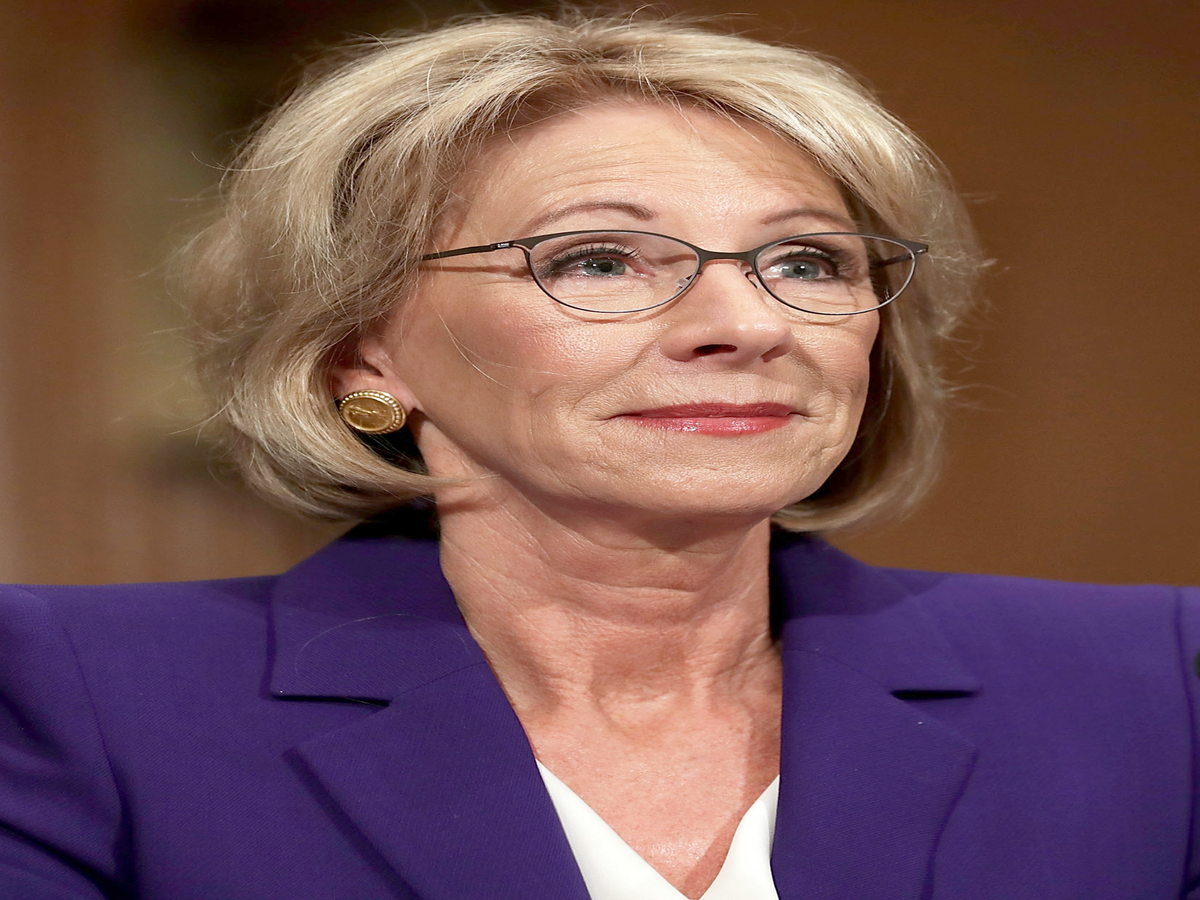 Betsy DeVos Gave Her First TV Interview — Here Are 7 Questions I Would Ask