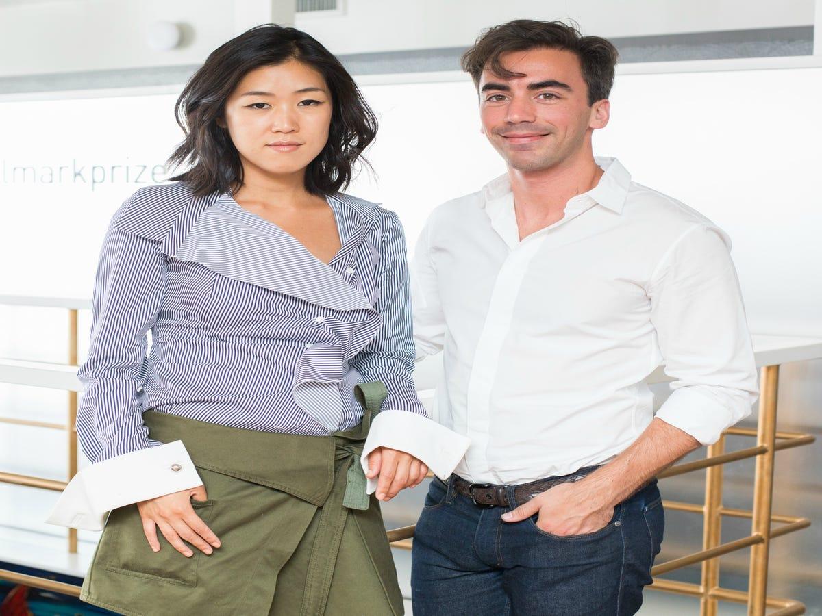Oscar De La Renta s New Co-Creative Directors Are Monse s Laura Kim & Fernando Garcia