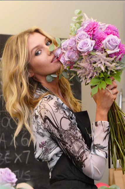 Stella Maxwell On Victoria's Secret, Fifty Shades & What Makes A Person Sexy