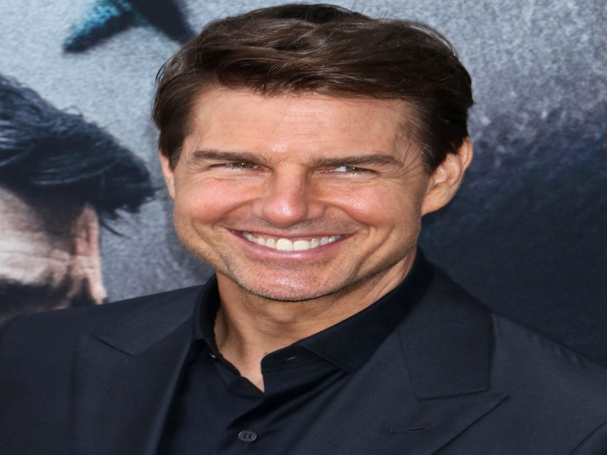 We Can't Watch This Tom Cruise Stunt Video Without Cringing