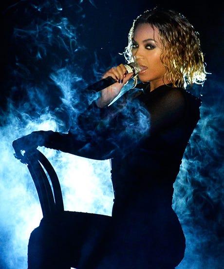 Beyonce - Magazine cover