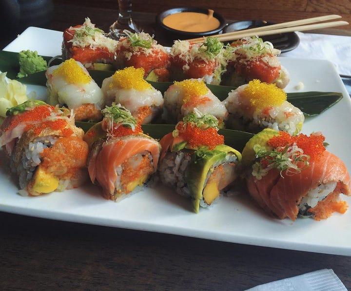 Best Sushi NYC Japanese Restaurants New York City