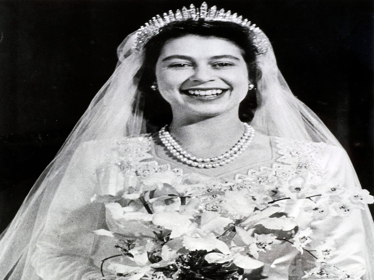 Did You Know Queen Elizabeth II s Tiara Broke The Morning Of Her Wedding?