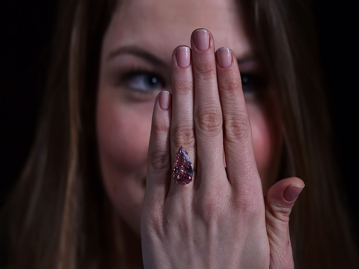 This Is What A $31M Diamond Looks Like