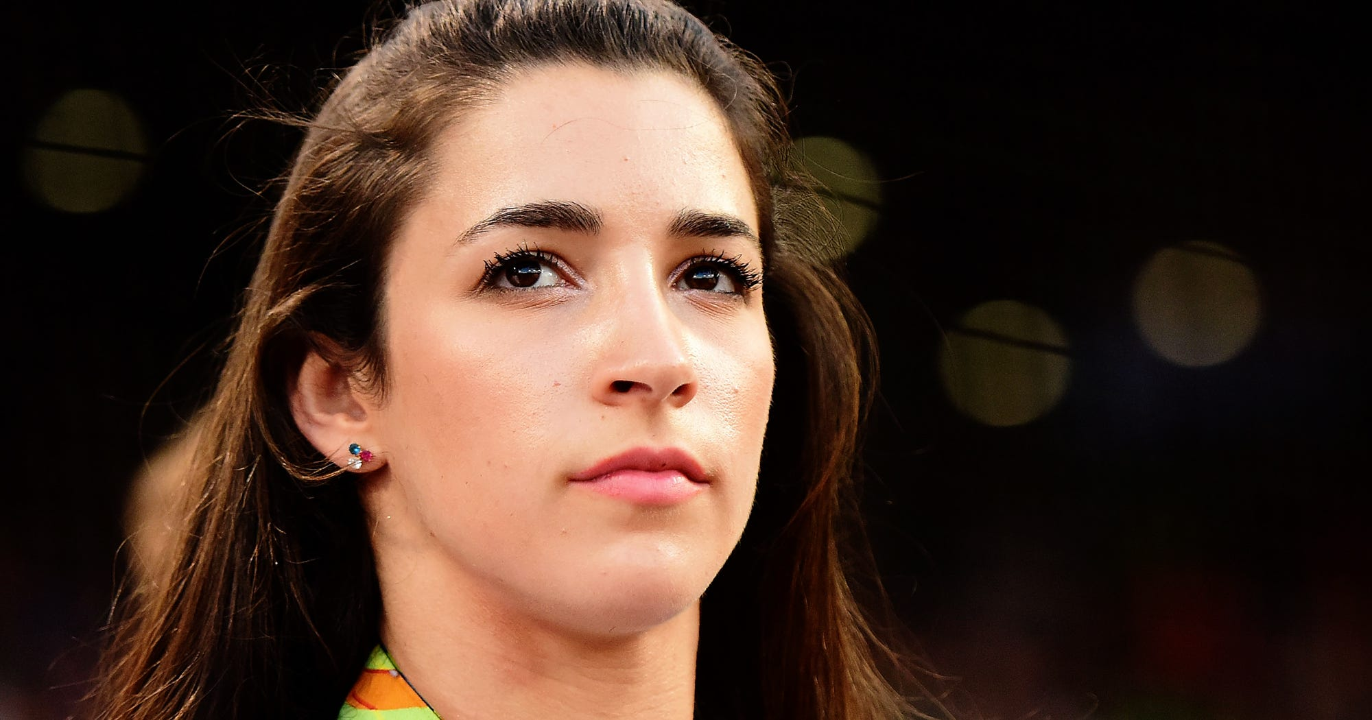 Aly Raisman Is Standing Up For Victims In Gymnastics Sex Abuse Scandal