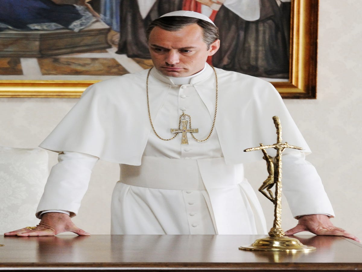 6 Papal Controversies From History That Will Get You Ready For The Young Pope
