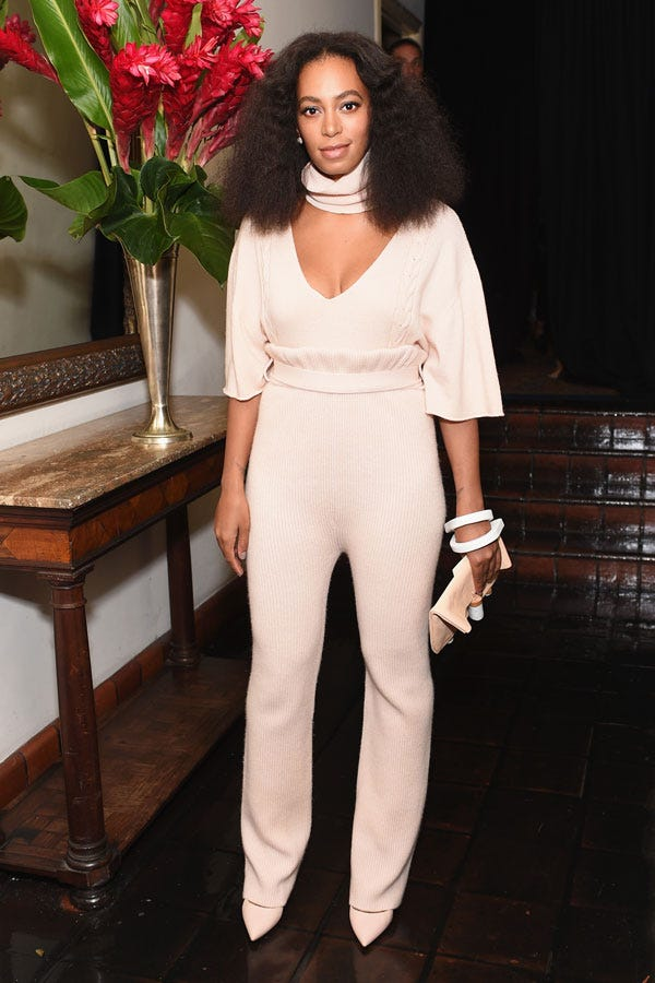 5 Times Solange Slayed the Fashion World
