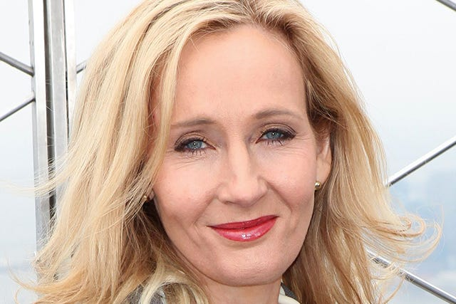 J.K. Rowling Explains Why Harry Potter Named His Son After Snape
