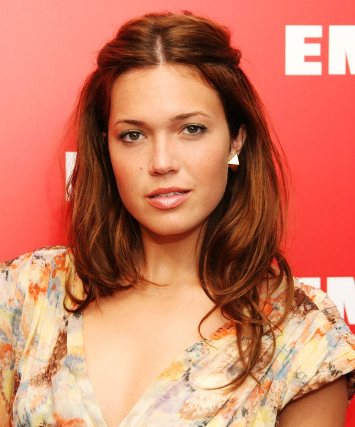 Mandy moore hair makeup trends looks over the years photo amy tierneywireimage urmus Choice Image