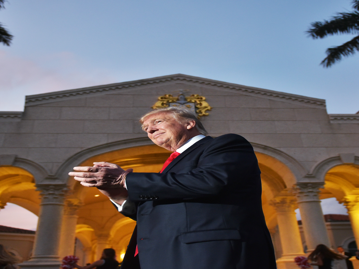 Trump's Making More Money From Mar-A-Lago After Several Visits As President