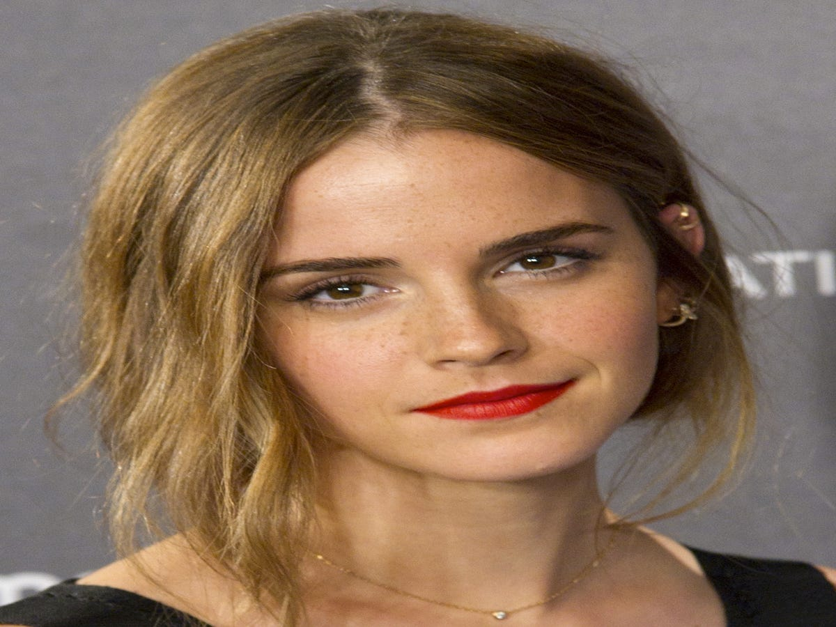 Emma Watson Has Some Very Nice Things To Say About The New Hermione